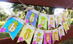 Luau Backyard Party Ideas Mystical Designs And Tags for Luau Backyard Party Ideas