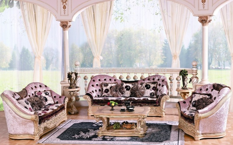 Luxury Classic European Style Living Room Settraditional Victorian Style Palace Sofa Setqueen Upholstered Fabric Tufted Sofa Buy Queen Victorian inside Victorian Style Living Room Set