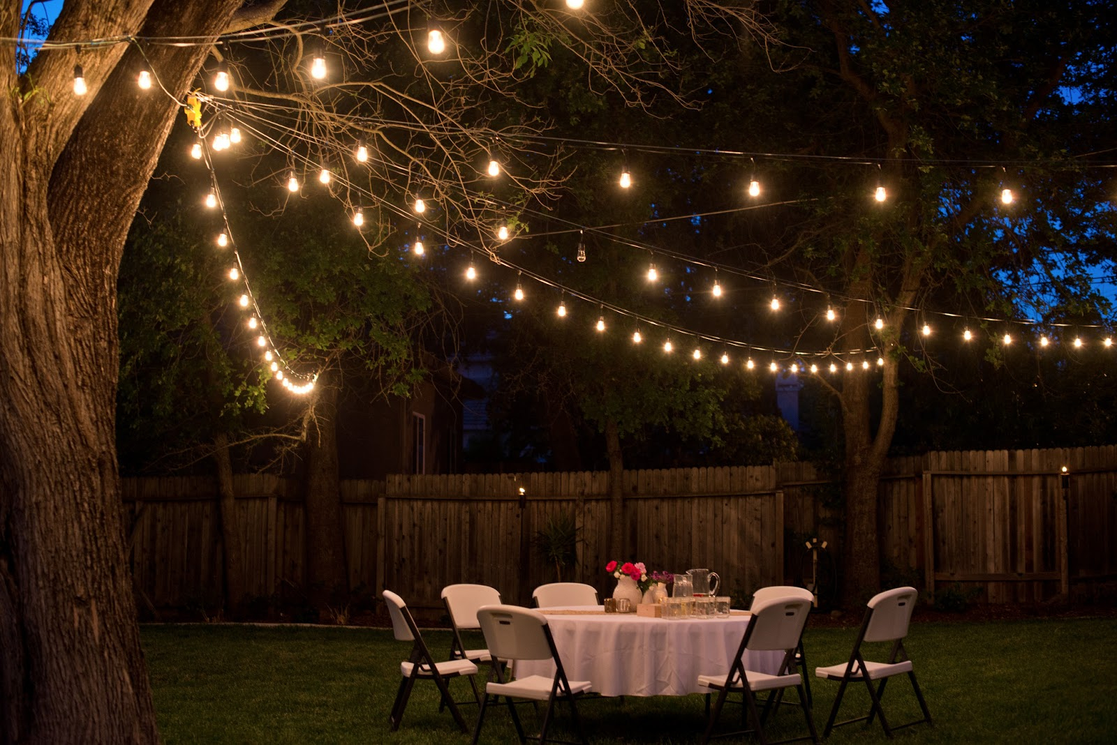 Mesmerizing Backyard Party Lighting Ideas 82 Best Patio Lights for Lighting Ideas For Backyard Party
