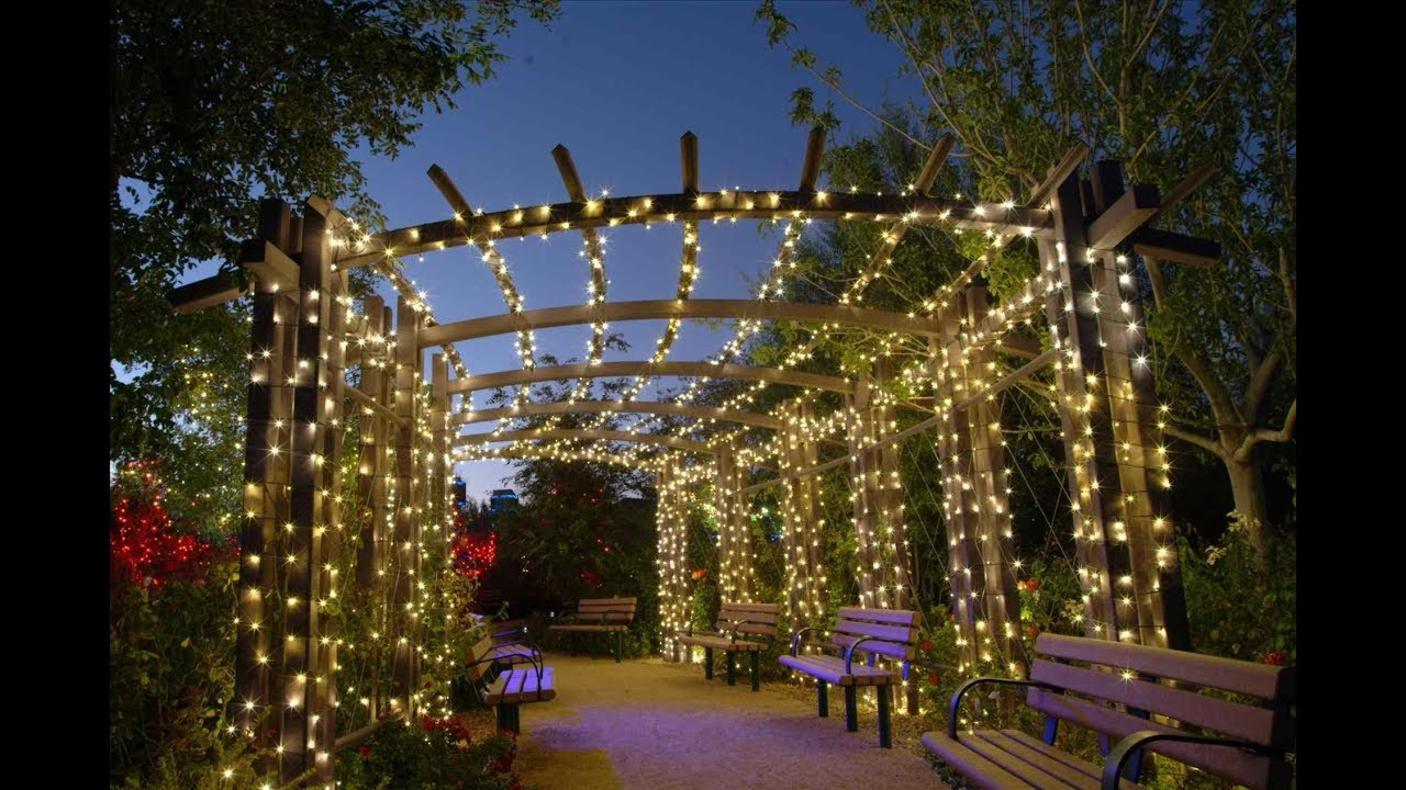 Modern Backyard Best Backyard Lighting Ideas For A Party Small Backyard Ideas for Lighting Ideas For Backyard Party