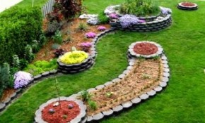 Modern Backyard Cool Sloped Backyard Ideas On A Budget Small Backyard Ideas inside 14 Some of the Coolest Concepts of How to Improve Backyard Ideas For Sloping Yards