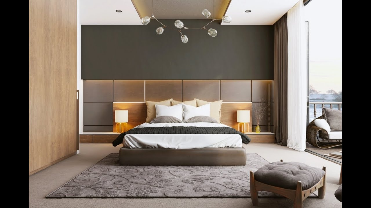 Modern Bedroom Design Ideas 2018 How To Decorate A Bedroom Inerior Design regarding Modern Bedroom Design Ideas
