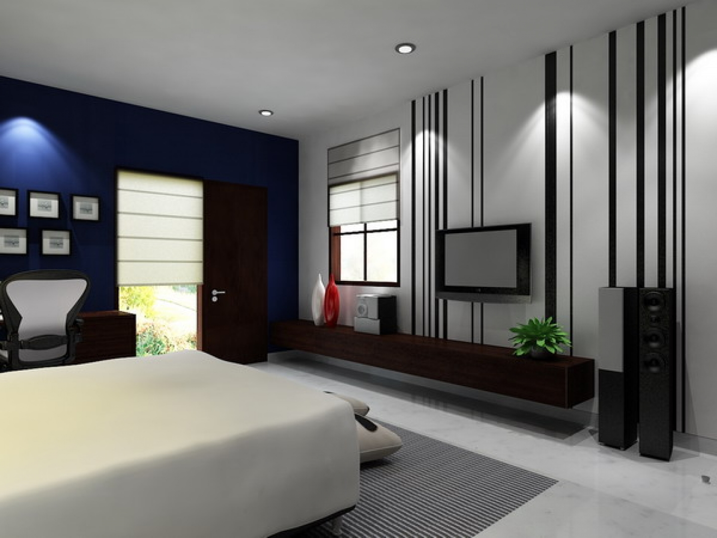 Modern Bedroom Design Ideas For Small Bedrooms with regard to Modern Bedroom Design Ideas