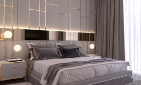Modern Style Bedroom Dubai Project On Behance Bedrooms In 2019 for 15 Awesome Initiatives of How to Improve Interior Design Ideas For Bedrooms Modern