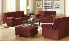 Montero 4 Piece Living Room Set inside 11 Genius Initiatives of How to Improve Red Living Room Sets