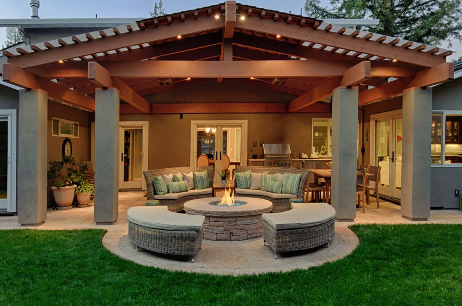 Outdoor Entertainment Area Design Ideas Home Living Spaces Designs throughout 10 Clever Tricks of How to Build Backyard Entertainment Ideas