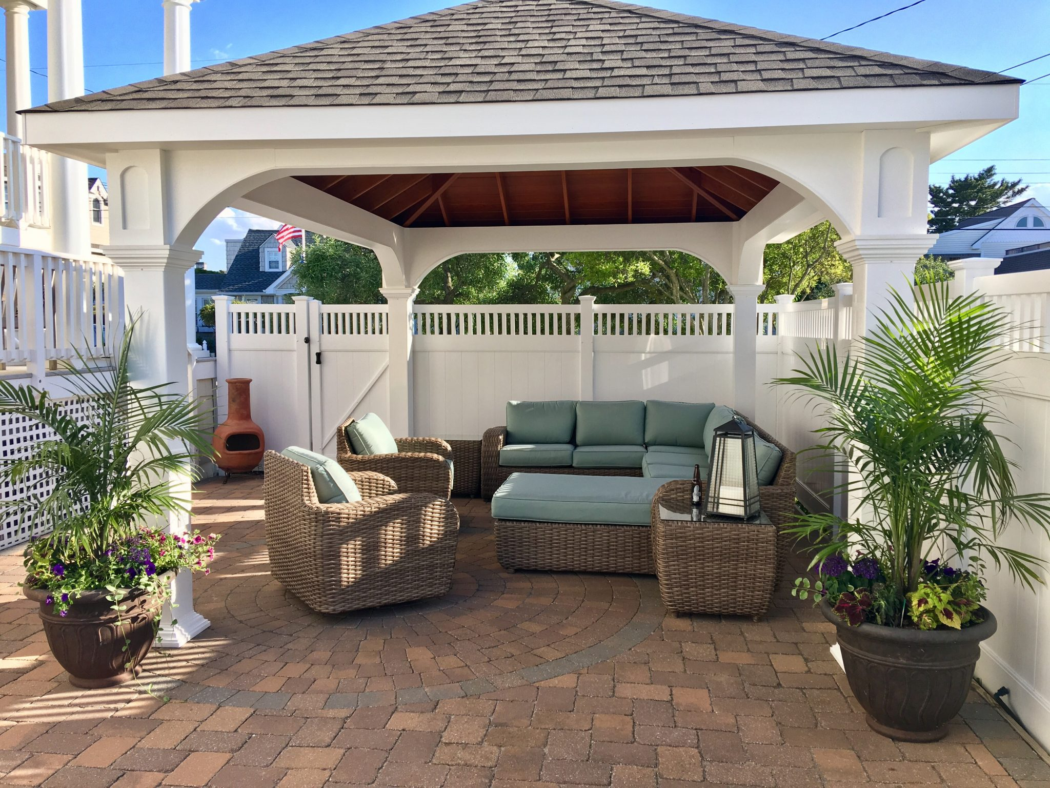 Pavilion Backyard Ideas For Your Outdoor Living Space for Backyard Pavilion Ideas