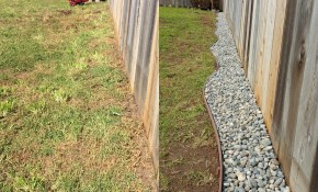 Petscaping No More Digging Under The Fence Love These Ideas In within Fence For Backyard