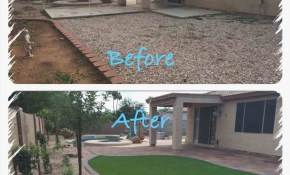 Phoenix Az Backyard Landscaping Ideas Area Backyard Landscape Design with regard to 10 Smart Concepts of How to Makeover Arizona Backyard Landscaping