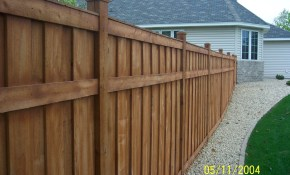 Privacy Fence For Decks Fence Deck This Is A Western Red Cedar for 15 Some of the Coolest Tricks of How to Make Backyard Fences And Decks