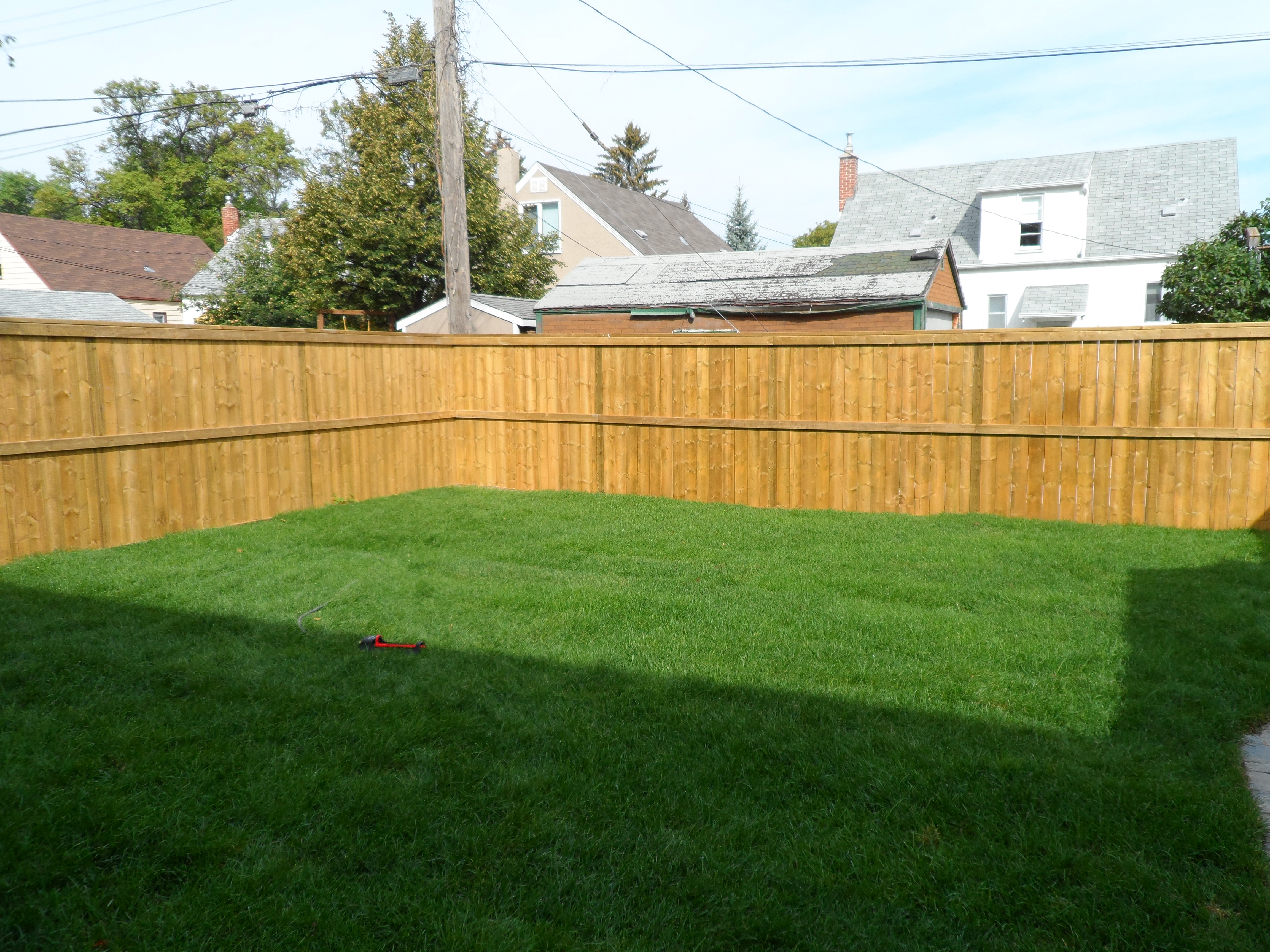 Residential Fences Wallace Fences with Backyard Fence