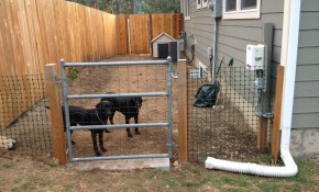 Side Yard Dog Run Our House Projects Outdoor Dog Runs Outdoor with 13 Genius Tricks of How to Upgrade Backyard Dog Fence Ideas