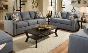 Simmons Upholstery 9025 04q Mia Denim 9025 02 Mia Denim 9025 015 Mia Denim intended for 14 Awesome Tricks of How to Makeover Sleeper Living Room Set