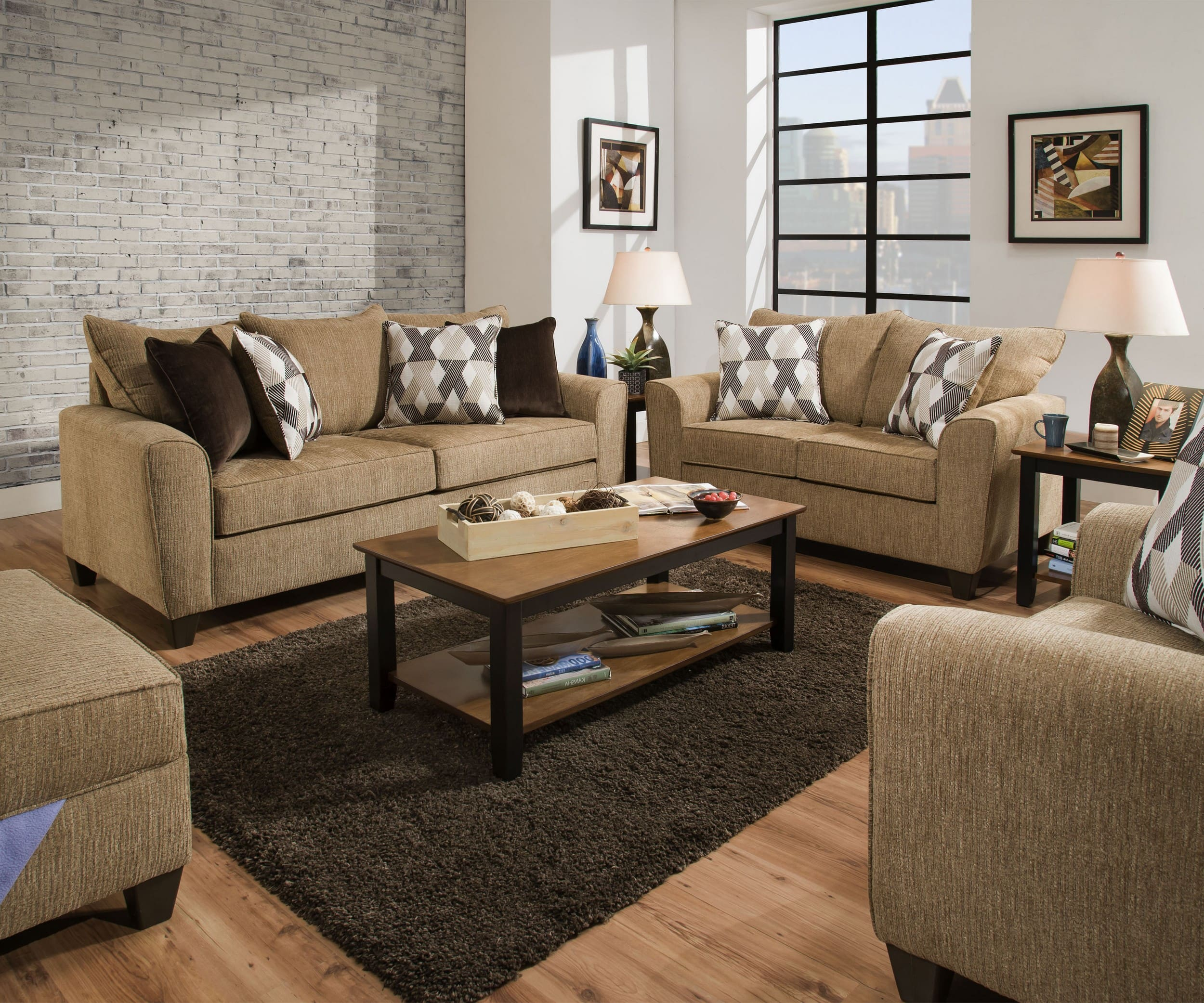 Simmons Upholstery 9096 04q Reed Tan 9096 02 Reed Tan 9096 01 Reed Tan for 14 Awesome Tricks of How to Makeover Sleeper Living Room Set