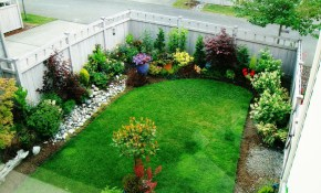 Simple Landscaping Ideas For Small Backyard Sard Info inside 11 Smart Ideas How to Craft Simple Small Backyard Landscaping Ideas