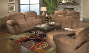 Suede Living Room Furniture At Modern Classic Home Designs pertaining to Suede Living Room Sets