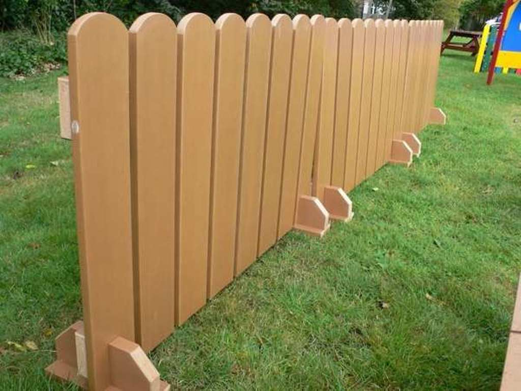 Temporary Fencing Ideas Outdoor Decorations Diy Build Temporary for 11 Genius Designs of How to Craft Cheap Fences For Backyard