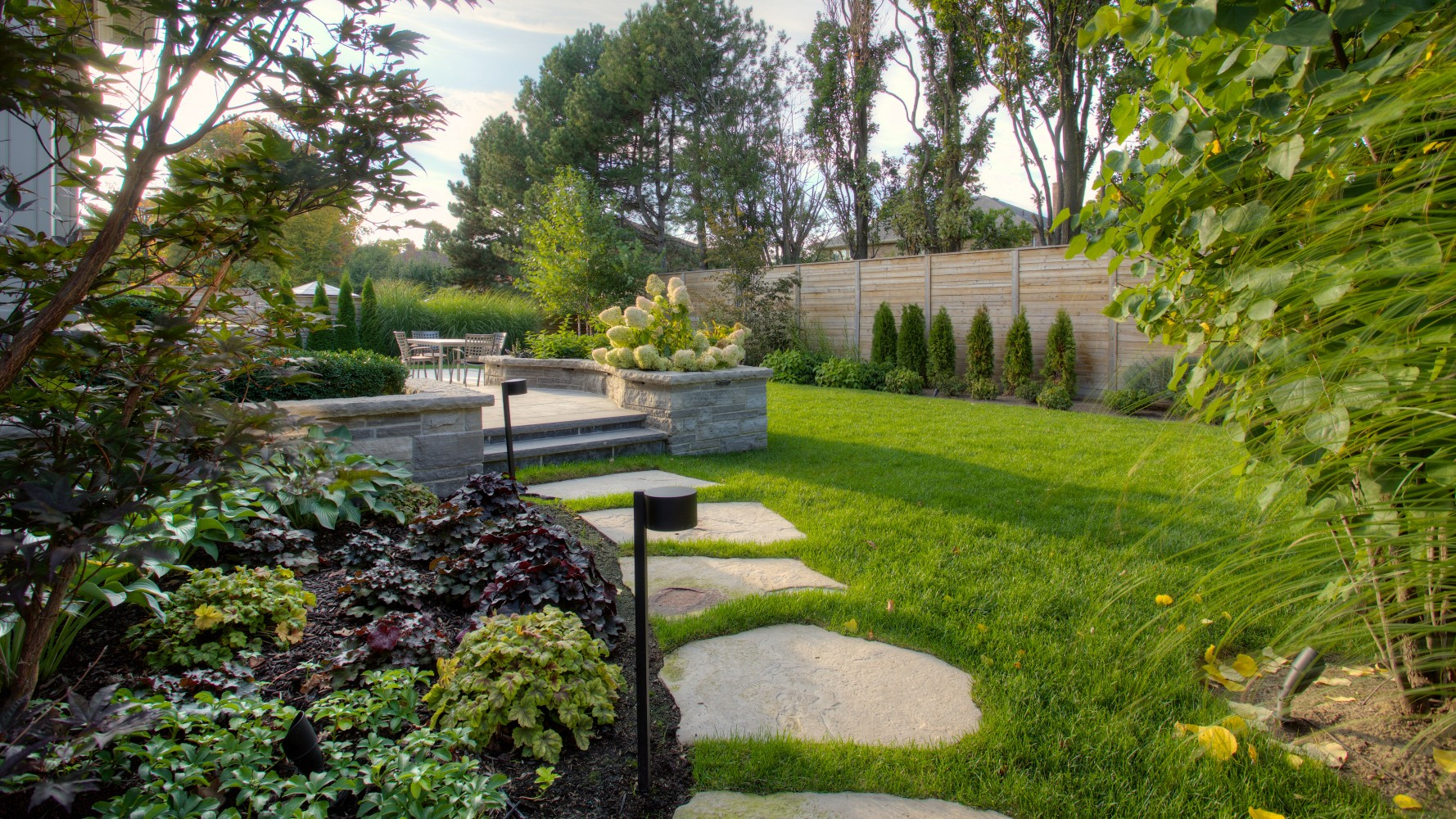 Toronto Backyard Landscapes Vaughan Landscaping in 15 Some of the Coolest Tricks of How to Improve How To Landscape Backyard