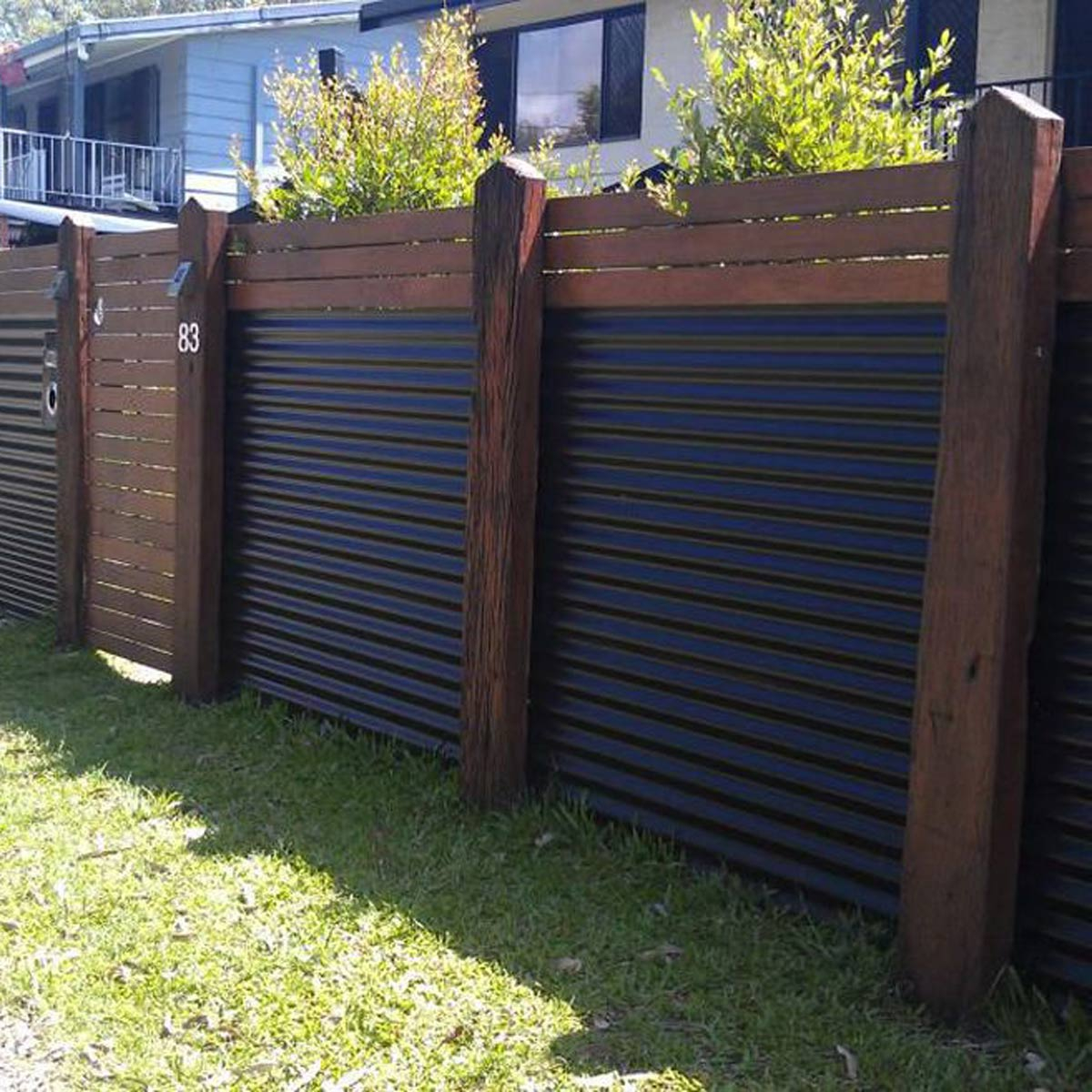 Yard Fencing 10 Modern Fence Ideas Family Handyman throughout Fence For Backyard