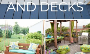 12 Diy Backyard Ideas For Patios Porches And Decks The within 11 Genius Ideas How to Craft Diy Backyard Makeover Ideas