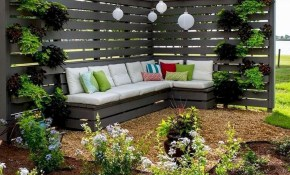 12 Easy Cheap Backyard Privacy Fence Design Ideas In 2019 with regard to Privacy Backyard Ideas