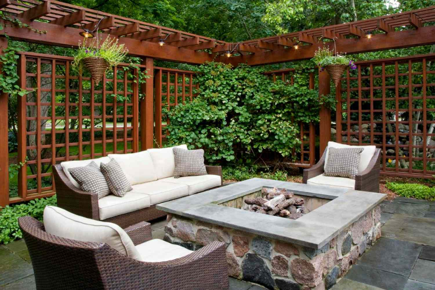 13 Ways To Gain Privacy In Your Yard within 15 Genius Concepts of How to Make Backyard Privacy Wall Ideas