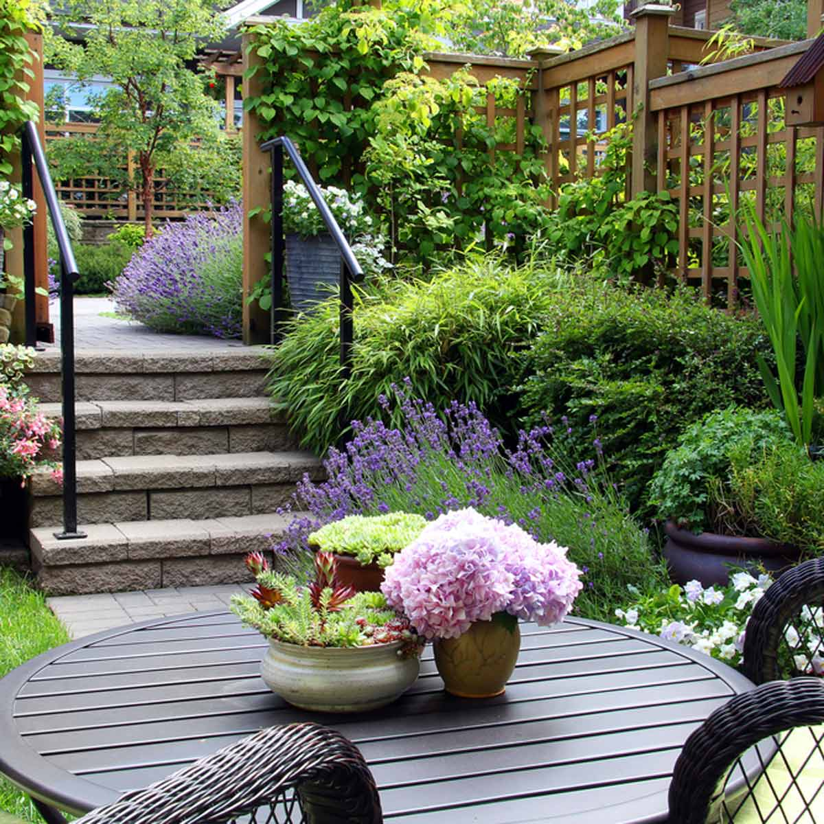 14 Small Yard Landscaping Ideas To Impress Family Handyman inside Backyard Landscaping Ideas For Small Yards