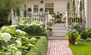 16 Simple Solutions For Small Space Landscapes pertaining to 15 Awesome Tricks of How to Improve Simple Landscaping Ideas For Backyard