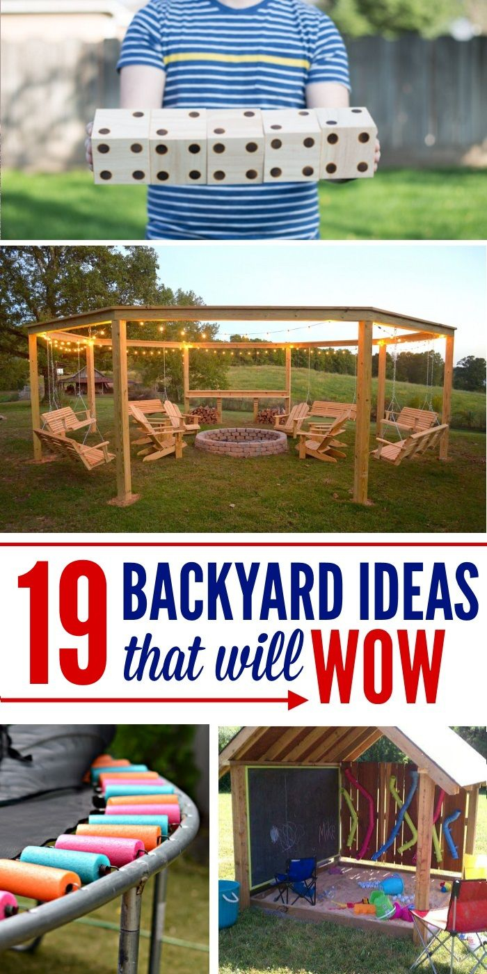 19 Family Friendly Backyard Ideas For Making Memories Together within 15 Smart Tricks of How to Upgrade Kids Backyard Ideas