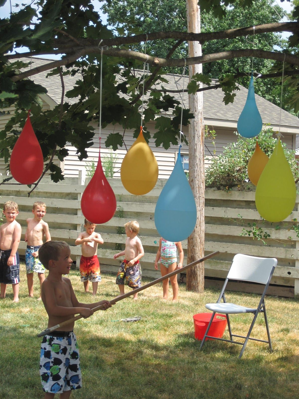 19 Fun Water Games To Enjoy This Summer The Kids Table Water regarding 12 Clever Tricks of How to Craft Backyard Water Party Ideas