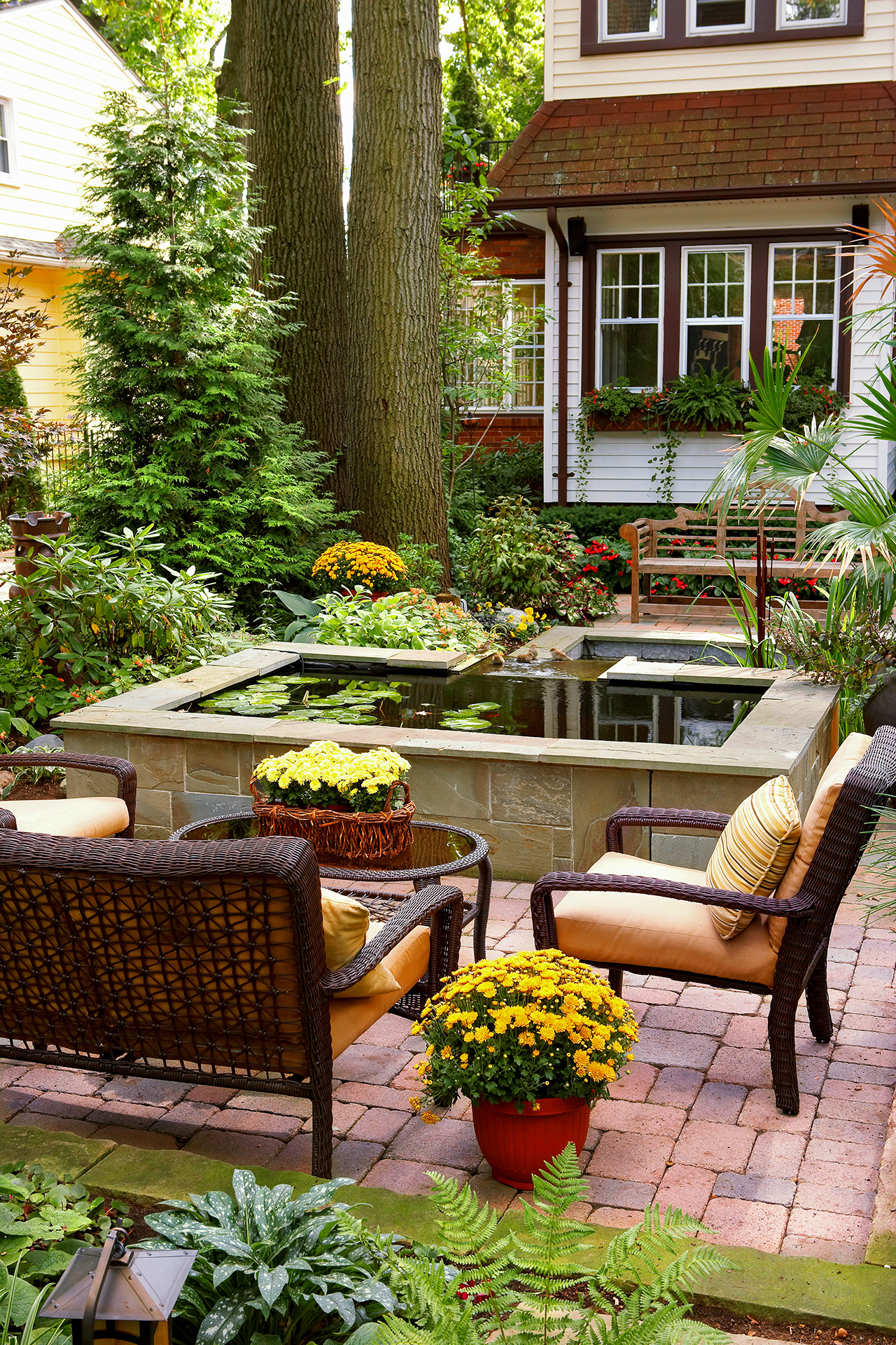 20 Landscaping Ideas To Perk Up Your Backyard pertaining to Backyard Landscaping Pictures