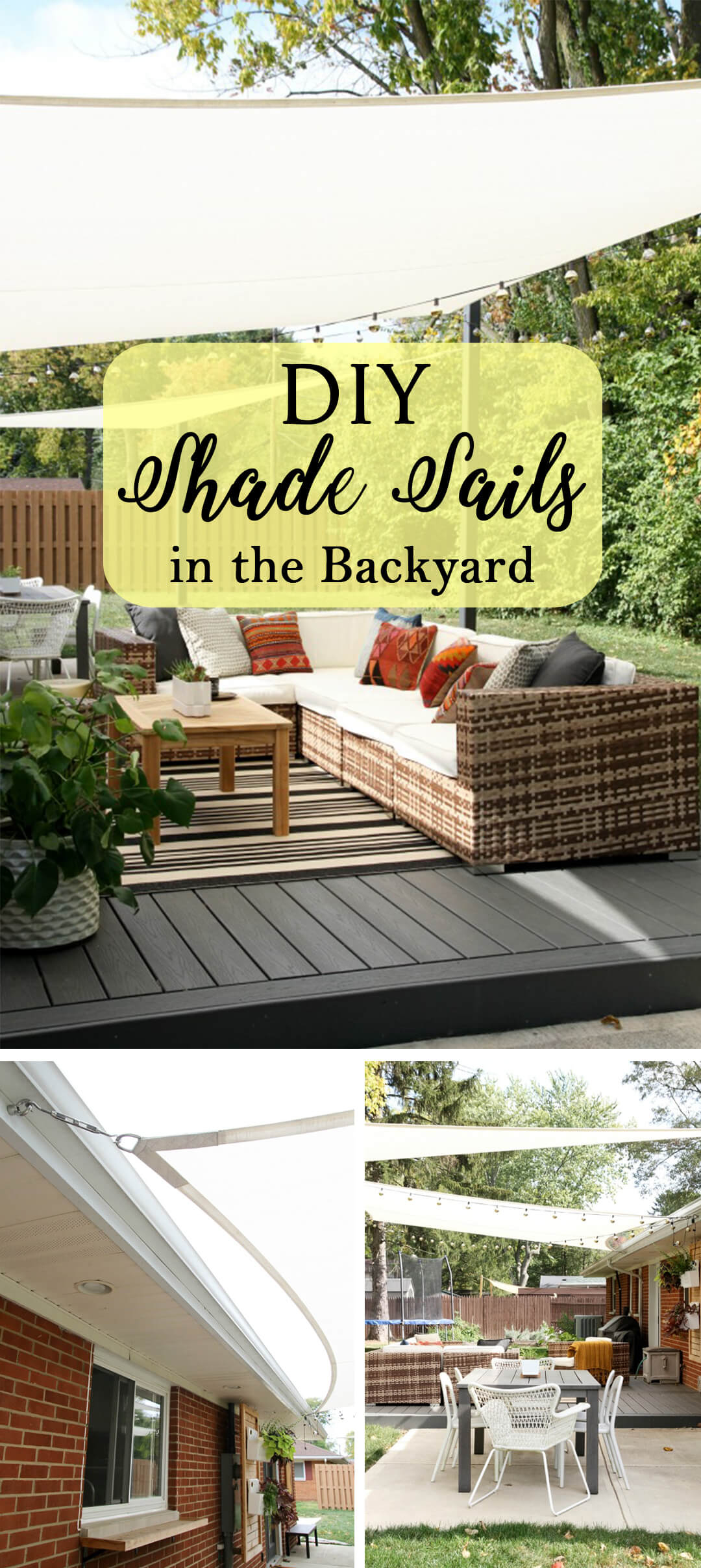 22 Best Diy Sun Shade Ideas And Designs For 2019 pertaining to 13 Some of the Coolest Tricks of How to Makeover Easy Diy Backyard Ideas