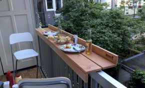 24 Ways To Make The Most Of Your Tiny Apartment Balcony inside 15 Smart Tricks of How to Build Apartment Backyard Ideas