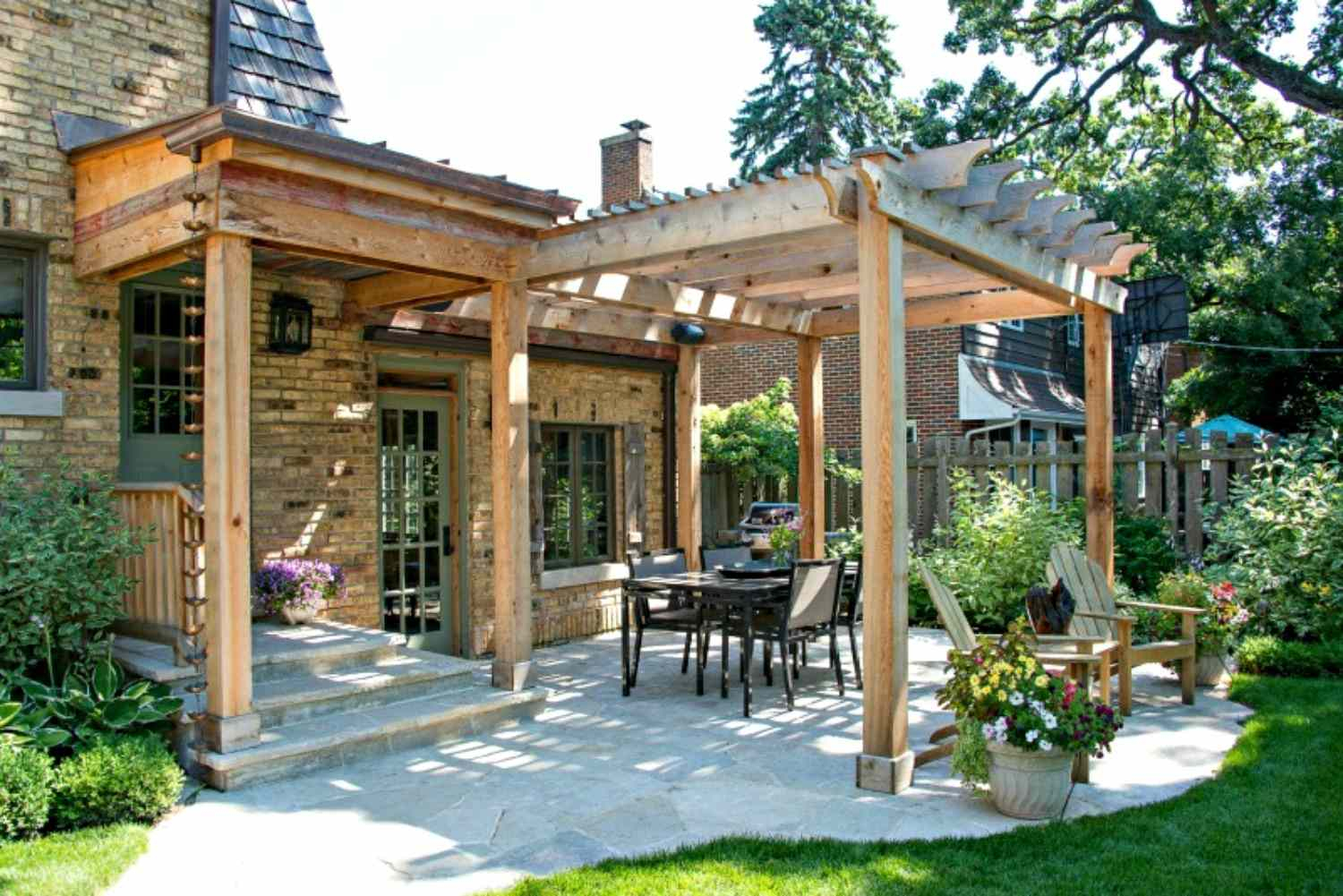 25 Perfect Pergola Design Ideas For Your Garden inside 10 Some of the Coolest Initiatives of How to Craft Pergola Backyard Ideas