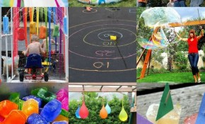 25 Water Activities For Kids Family Fun And Ideas Summer Fun For within Backyard Water Party Ideas