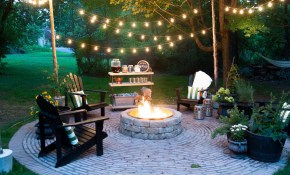27 Best Backyard Lighting Ideas And Designs For 2019 with regard to Cheap Backyard Decor