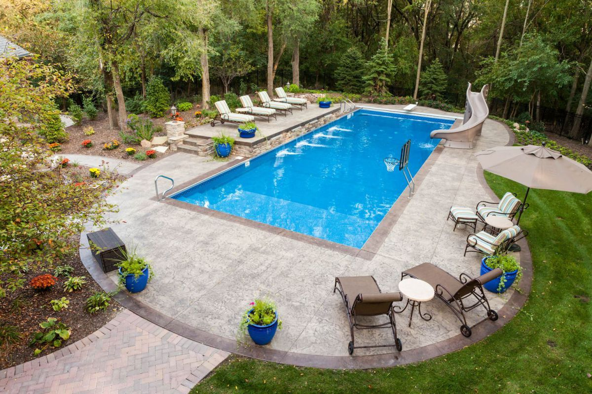 30 Amazing Backyard Pool Ideas On A Budget 26 Dream House Chii pertaining to 10 Some of the Coolest Ways How to Build Backyard With Pool Ideas