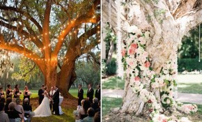 30 Creative Ideas To Decorate Your Outdoor Wedding Ceremony pertaining to Decorating Backyard Wedding