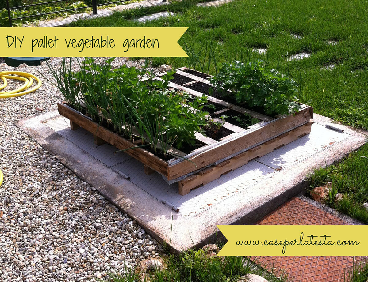 32 Best Diy Pallet And Wood Planter Box Ideas And Designs For 2019 throughout 13 Some of the Coolest Initiatives of How to Make Backyard Planter Box Ideas
