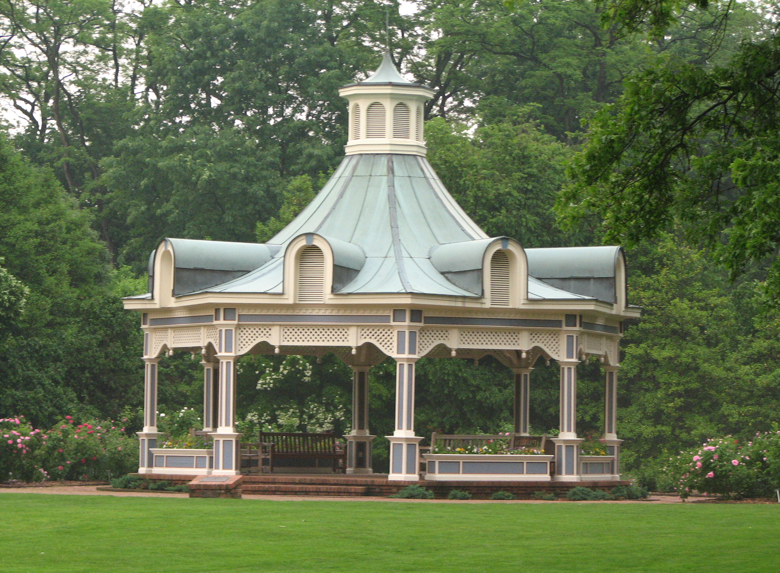 43 Wicked Gazebo Design Ideas within 13 Awesome Concepts of How to Build Gazebo Ideas For Backyard