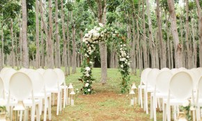 44 Outdoor Wedding Ideas Decorations For A Fun Outside with Backyard Country Wedding Ideas