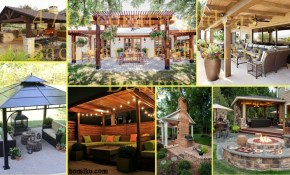 47 Decorating Ideas Backyard With Patio Design Homiku in 11 Awesome Initiatives of How to Craft Decorating The Backyard