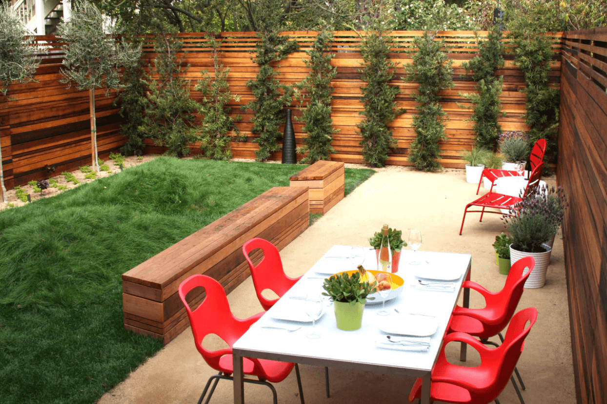 5 Fresh Fence Ideas For A Summer Ready Yard Freshome inside 15 Smart Tricks of How to Improve Ideas For Backyard Fences