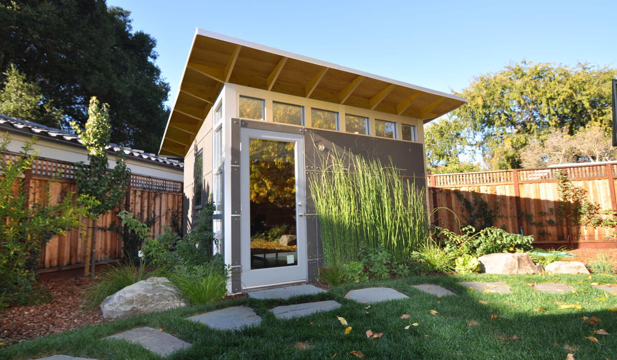 5 Garden Shed Ideas You Have To See To Believe with Backyard Shed Ideas