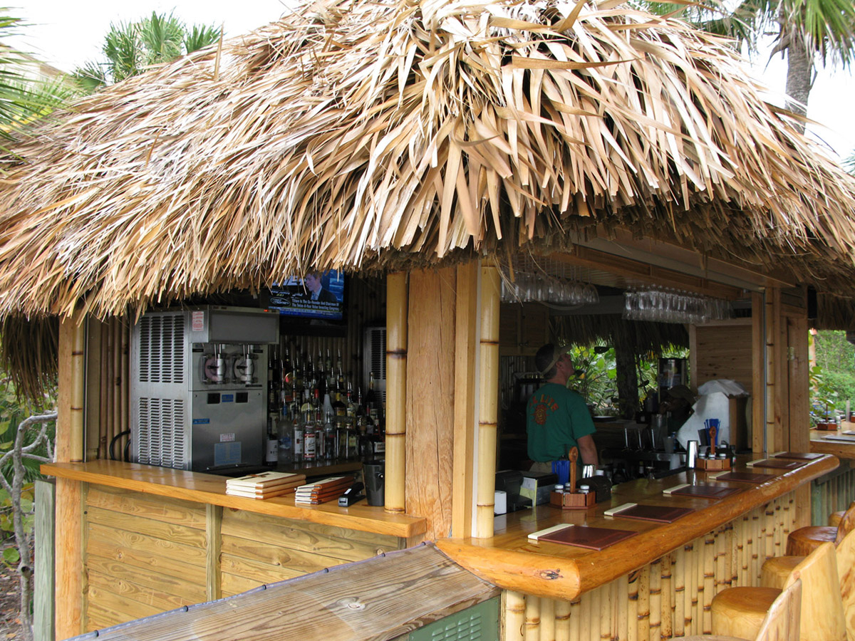 55 Back Yard Tiki Bar Plans Simple Outdoor Bar Ideas throughout 11 Some of the Coolest Ways How to Build Backyard Tiki Hut Ideas