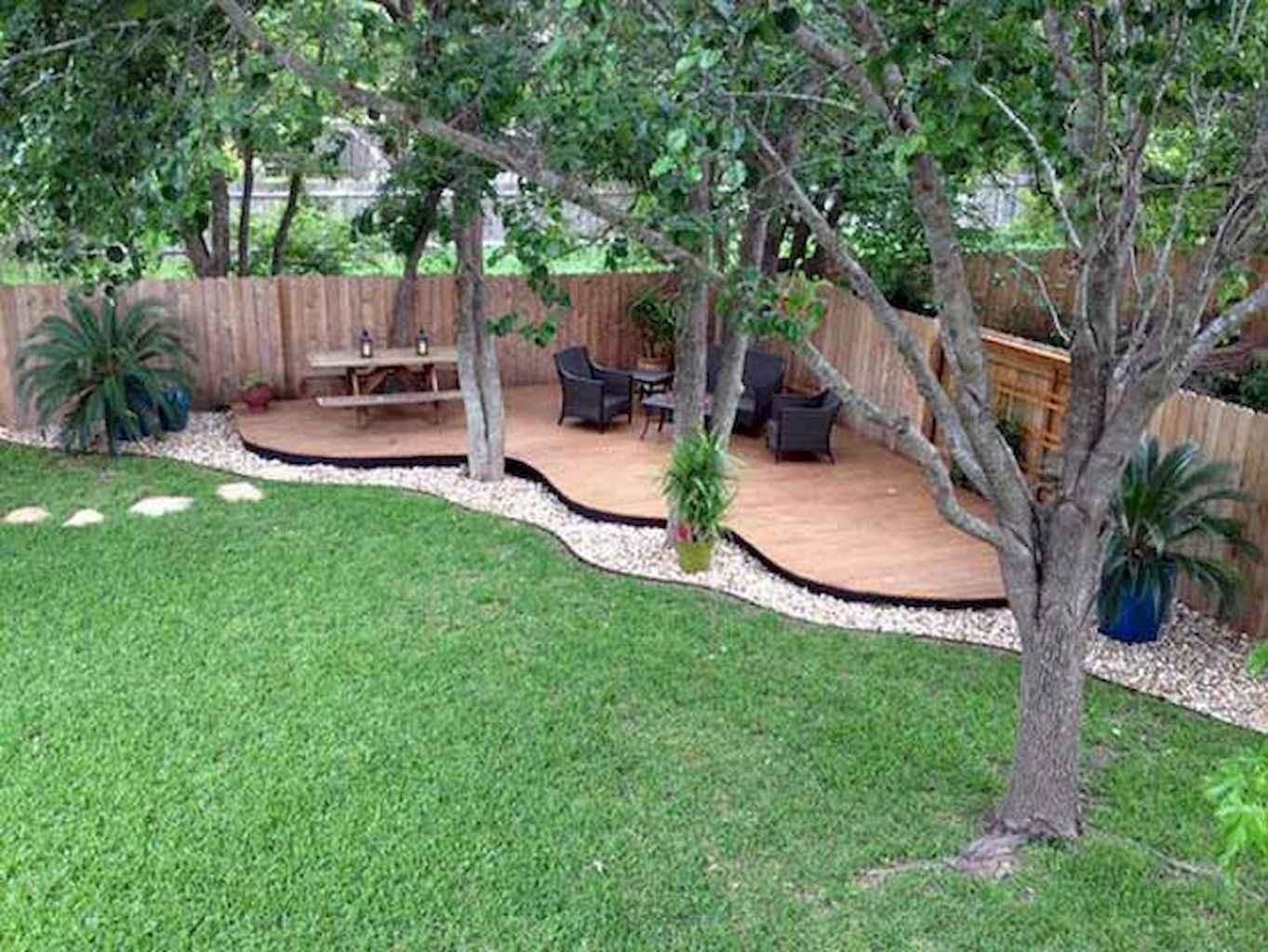 60 Fresh Backyard Landscaping Design Ideas On A Budget within 13 Awesome Concepts of How to Build Backyard Landscape Design Ideas Pictures