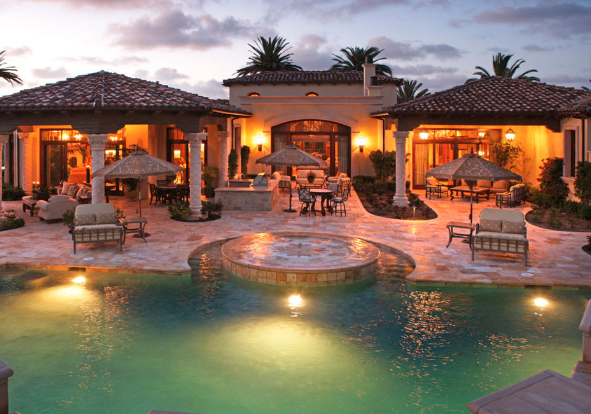 63 Invigorating Backyard Pool Ideas Pool Landscapes Designs Home with Backyard With Pool Ideas