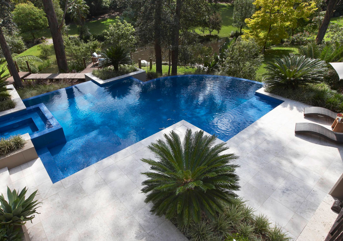 63 Invigorating Backyard Pool Ideas Pool Landscapes in 10 Awesome Ideas How to Improve Backyard Pool Landscape Ideas
