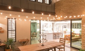 8 Outdoor Lighting Ideas To Inspire Your Spring Backyard pertaining to 13 Smart Ways How to Make Backyard Patio Lighting Ideas