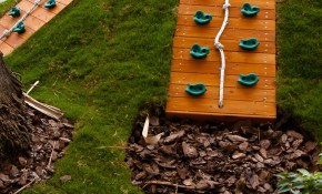A Sneak Peek At Our Natural Playground Outdoor Play for Playground Ideas For Backyard